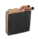 (1973-91)  Heater Core-With A/C