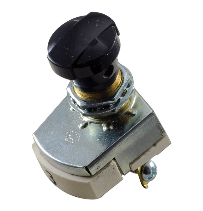 (1955-59)  Heater Switch-Original-Standard