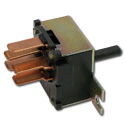 (1988-94)  Heater Switch w/o A/C