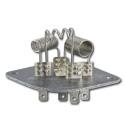 (1973-91)  Heater Blower Resistor
