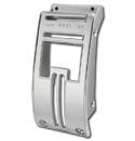 (1955-59)  Heater Control Bezel - Dlx