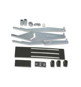 (1967-68)  Heater Control Rebuild Kit