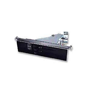 (1967-68)  Heater Control Assembly-w/o AC