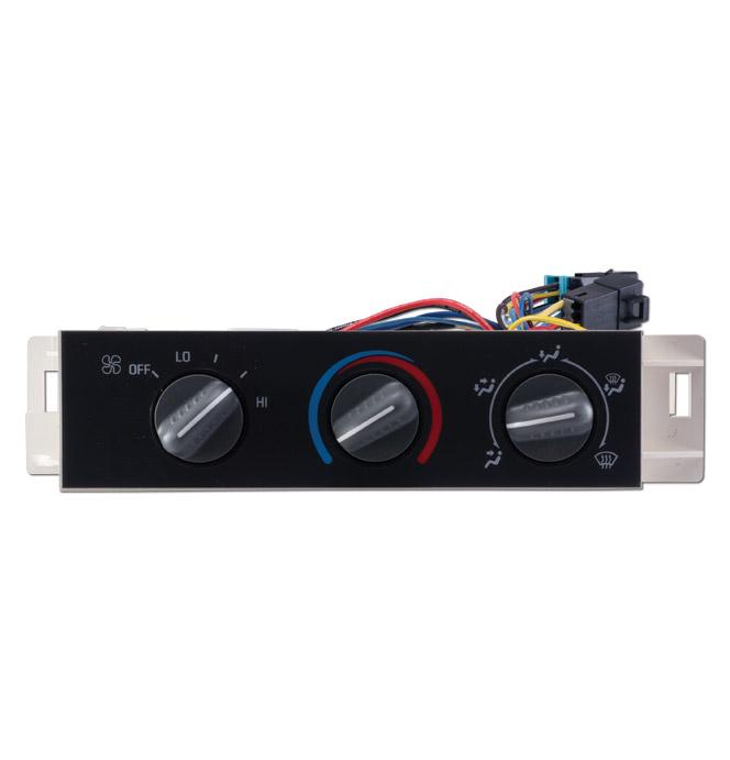 95 Chevy Silverado Heater Control Wiring - Board Wiring Diagrams