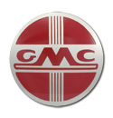 (1947-52)  Heater ID Plate - GMC