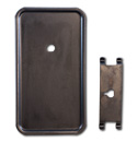 (1964-66) Heater Control Cover Plate - Cable Style