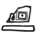 (1963-66) Heater Gasket Set