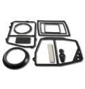 (1967-72)  Heater Gasket Set-w/ A/C