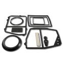 (1967-72)  Heater Gasket Set-w/ A/C