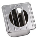 (1967-72)  Defroster Outlet - Right - Chrome