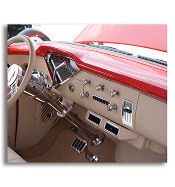 Air Conditioning System Complete Kit Classic Chevy Truck