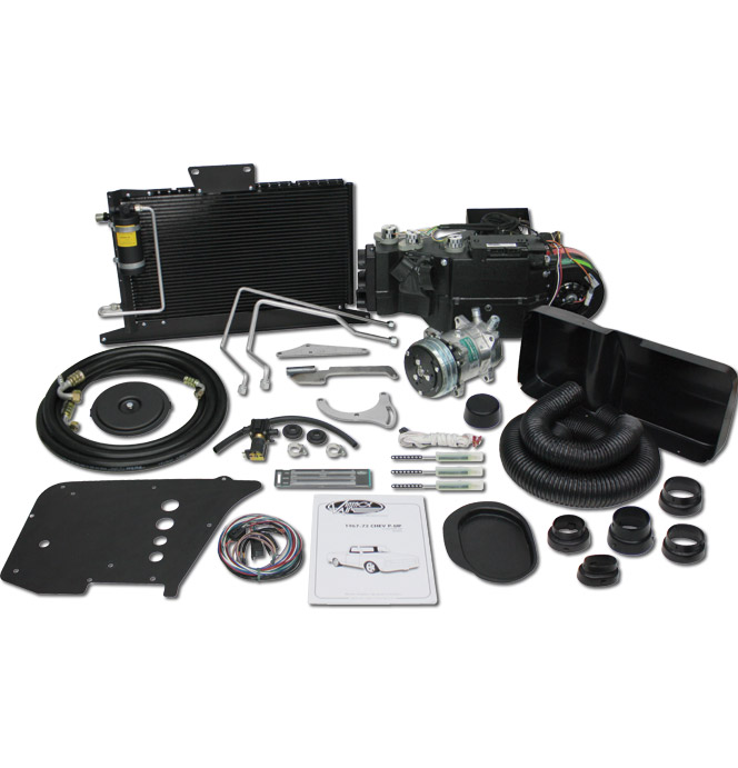 (1967-72)  * Air Conditioning System - Complete Kit