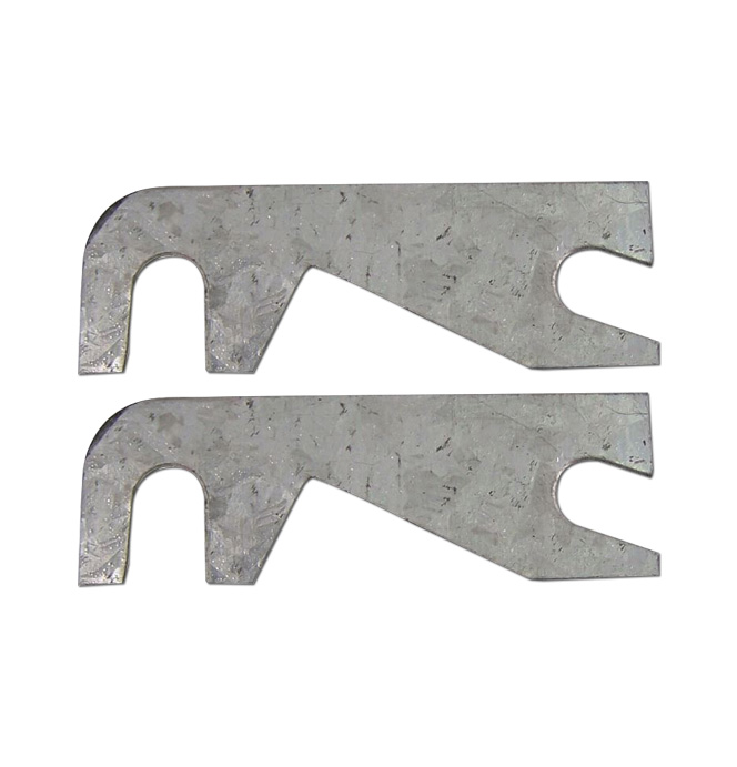 (1955-68) S/B A-6 Compressor Rear Shims