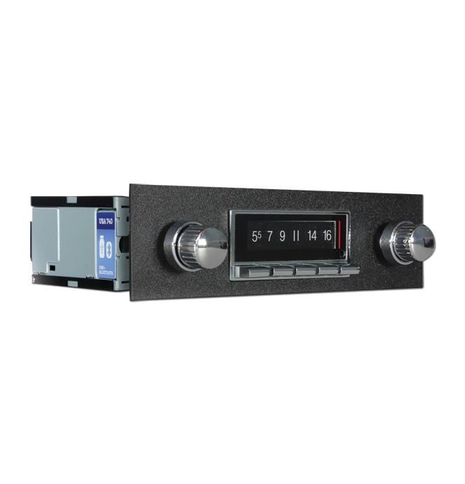 (1947-53)  Stereo System - USA-740 GMC