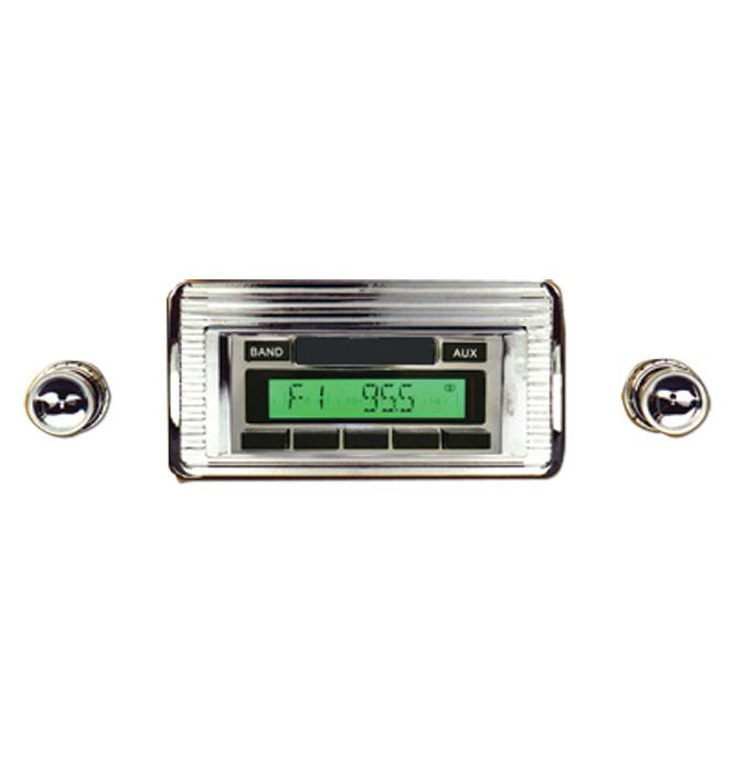 (1947-53)  Stereo System-USA 230-GMC