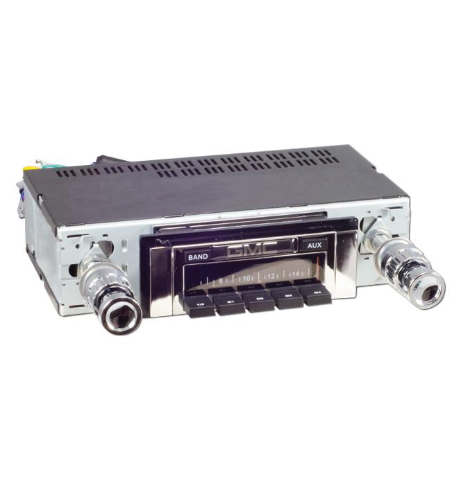 (1964-66)  Stereo System-USA-230-GMC