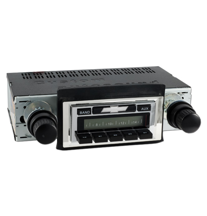 1973-87 chevy truck radio
