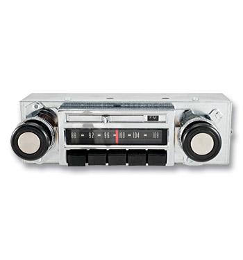 (1967-72) Original Style Repro AM/FM Radio - Chevrolet