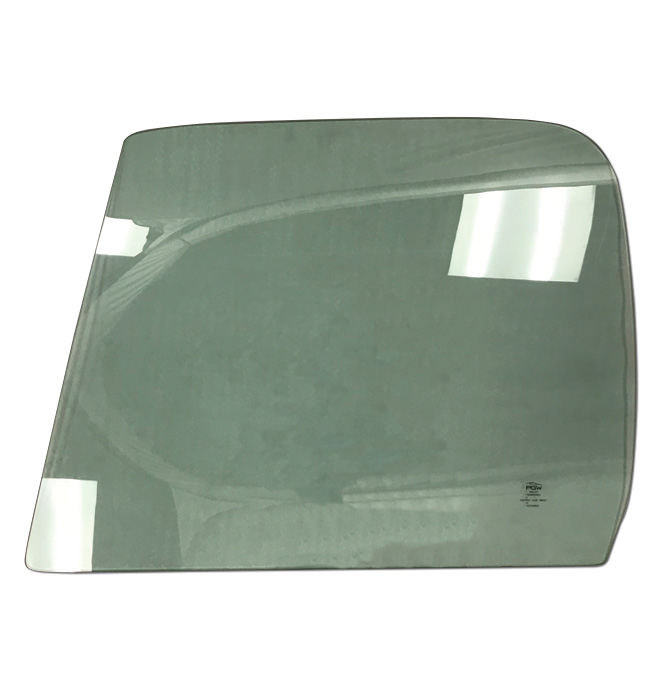 (1973-80)  * Door Glass - Left - Green Tint