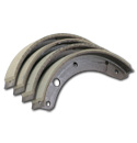 (1941-50)  Brake Shoes - Front & Rear