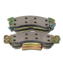 (1971-83)  Brake Pads - Front or Rear Pads, 1/2 & 3/4 ton