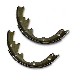 (1953-59-60-70-4WD)  Brake Shoes-3/4 Ton-Front & Rear