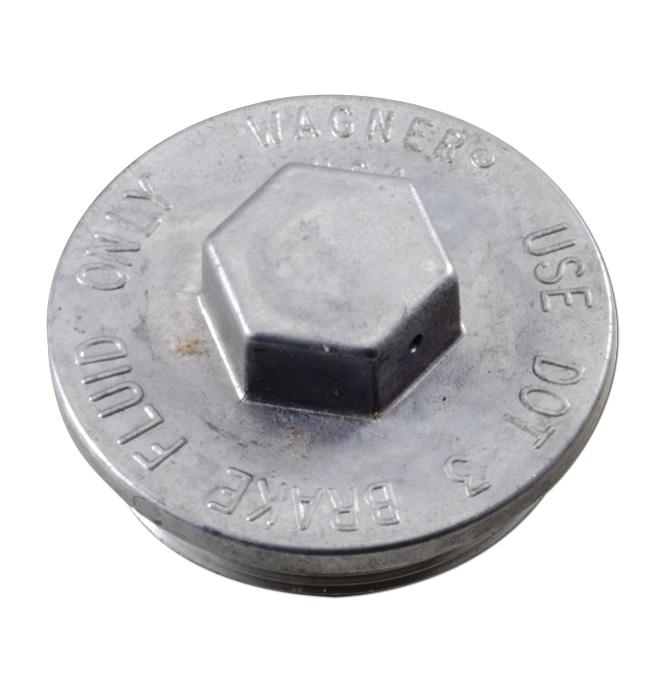 (1936-59)  Master Cylinder Filler Cap-Large