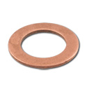 (1936-66)  Brake Hose Copper Washer