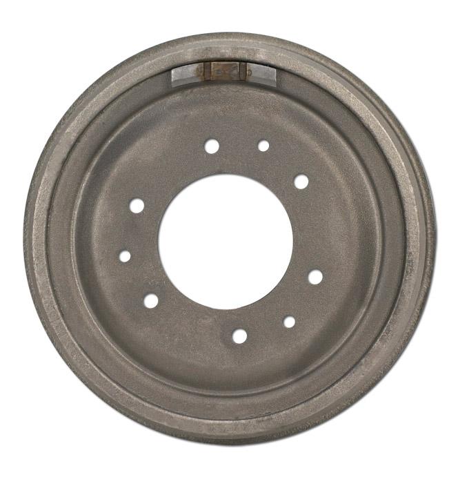 (1941-50) Brake Drums - Rear - 1/2 Ton