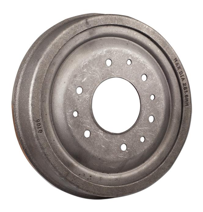 (1951-70)  Brake Drum - Front & Rear