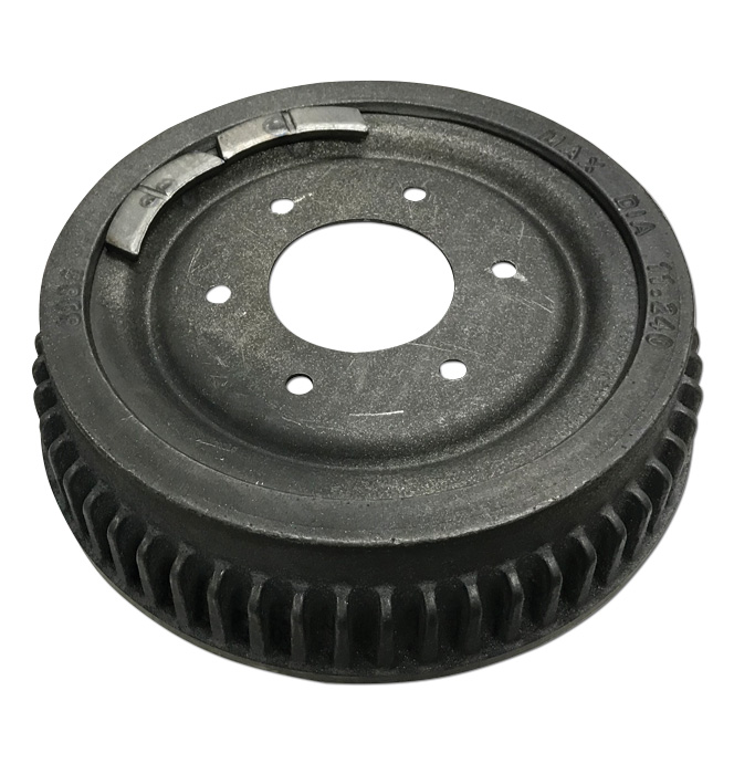 (1976-87)  Brake Drum - Rear - 1/2 Ton 4WD