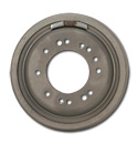 (1953-70)  Brake Drum - Rear - 3/4 Ton