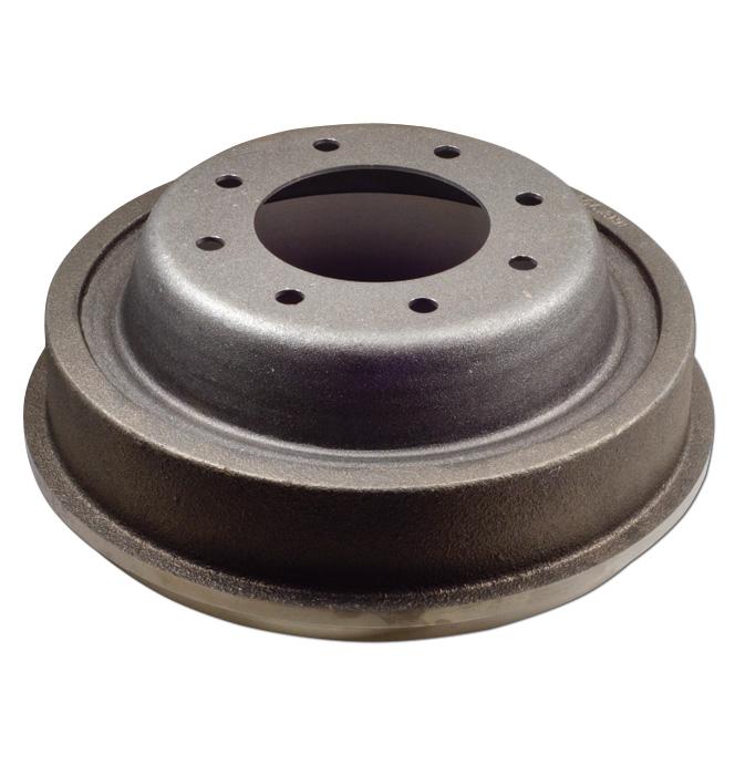 (1965-70)  Brake Drum - Rear - 3/4 Ton