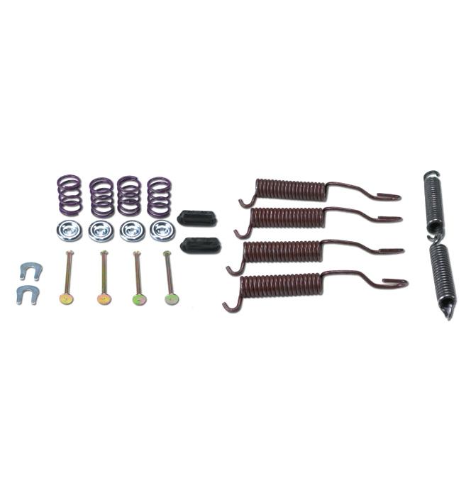 (1951-63)  Brake Spring Kit Front & Rear 1/2 Ton