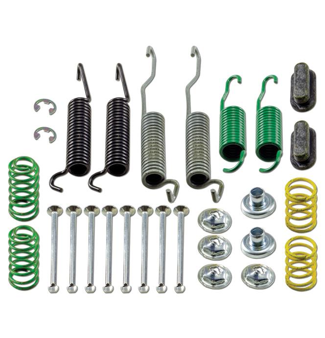 (1964-75)  Brake Spring Kit