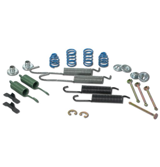 (1964-75)  Brake Spring Kit - Rear