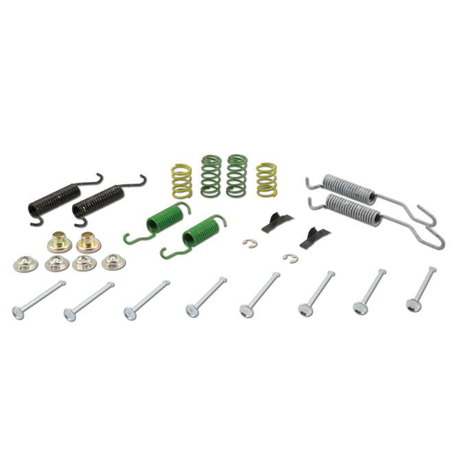(1976-98)  Brake Spring Kit - Rear
