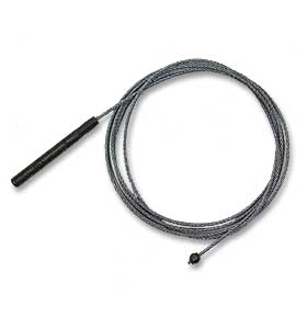 (1955-59)  Parking Brake Cable-Front, Longbed