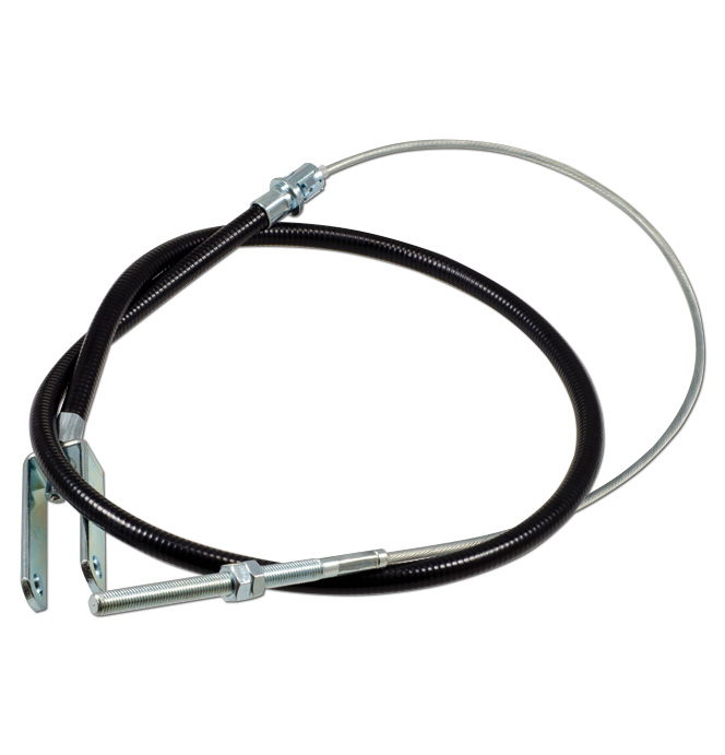 (1964-65)  Parking Brake Cable-Front