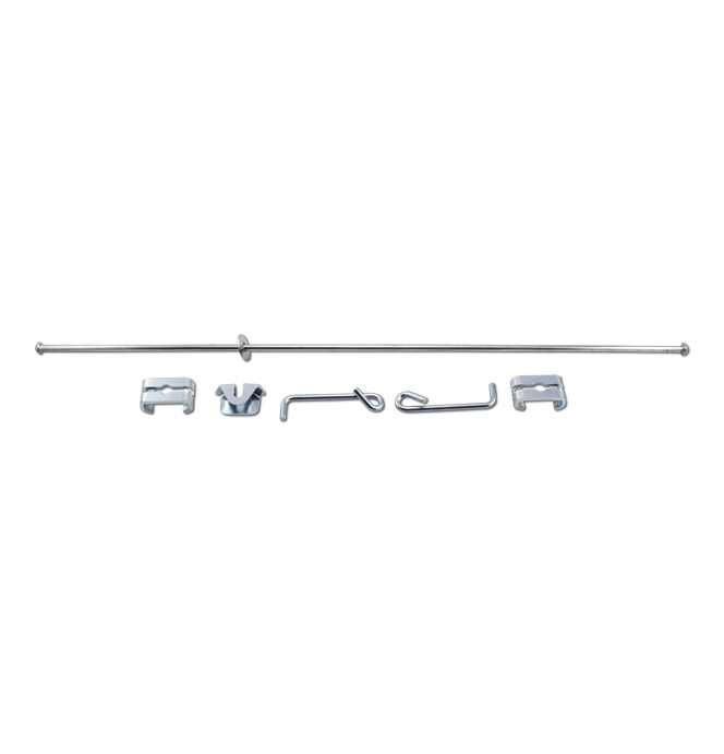 (1966-72)  Parking Brake Cable Guide Kit