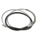 (1984-87)  Parking Brake Cable-Front 2&4 WD-1/2-3/4Ton LB