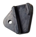 (1948-55 1st Series)  Emergency Brake Control Rod Anti Rattle Pad