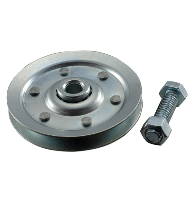 (1937-46)  Parking Brake Cable Pulley