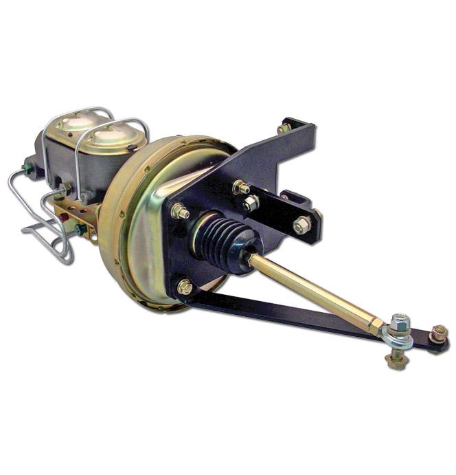 (1947-54) *Power Brake Booster Conversion-Disc/Drum