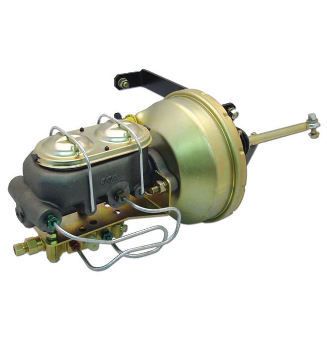 (1947-54) *Power Brake Booster Conversion-Disc/Disc