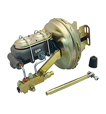 (1963-66) *Power Brake Booster Conversion-Disc/Drum