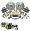 (1955-59) *Disc Brake Conversion Kit-5 Lug Complete