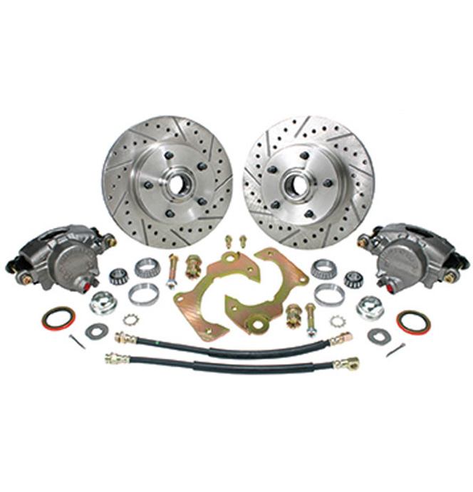 (1960-62) *Disc Brake Conversion Kit-5 Lug Complete