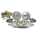 (1963-70) *Disc Brake Conversion Kit-5 Lug Complete