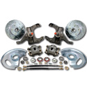 (1963-70) * Drop Spindle Disc Brake Conversion Kit - 5 lug
